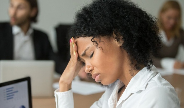 When Stress Enters the Workplace